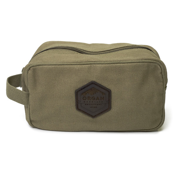 Outdoor Apparel - Organ Mountain Outfitters - Bags - Organ Mountain Canvas Travel Kit - Olive Drab.jpg