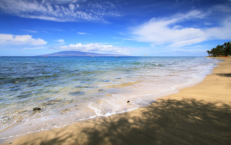 DT Fleming Beach Park - Maui Hawaii