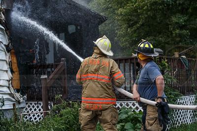 2020-08-05 - LVFD Structure Fire Response