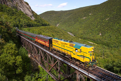 Conway Scenic Railroad Railfan's Weekend 2020