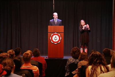 Student Service, Leadership, Volunteerism Awards 2013