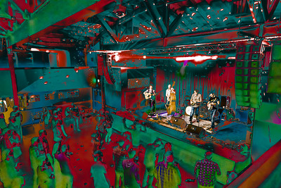 Jeff Austin Band, Dead Winter Carpenters, October 14,2018
