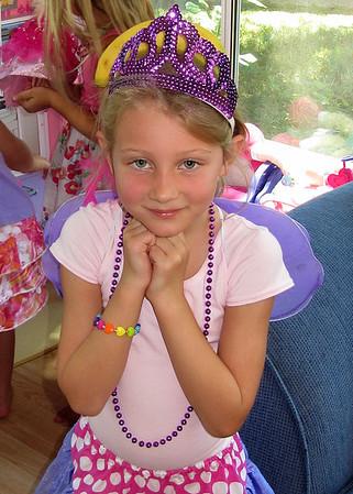 Grace Newbold Birthday 2012