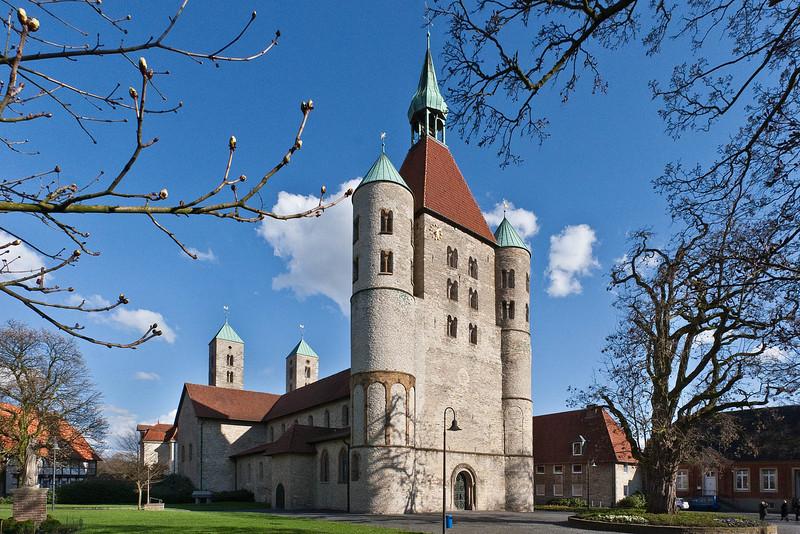 Freckenhorst, ehem. Stiftskirche