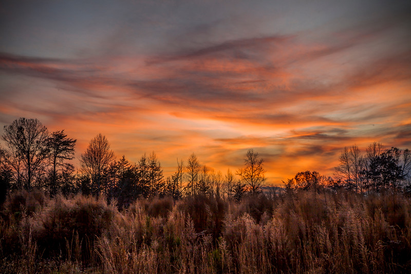 Northern NC Sunset