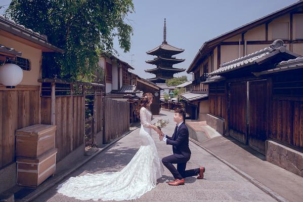 YAN+GINA PRE-WEDDING KYOTO