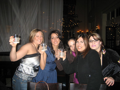 Rose's Bachelorette Party, Jan 2007