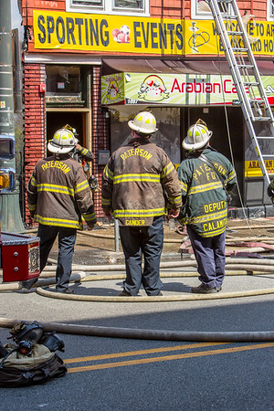 Paterson NJ 2nd alarm 1097 Main St. 04-20-21
