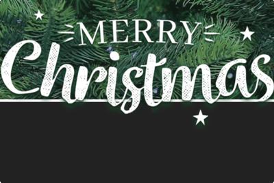 Christmas 2019 12/28/19
