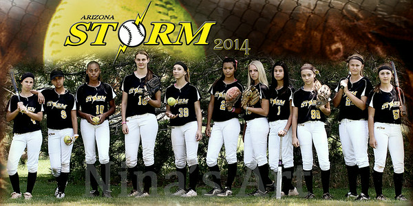 Arizona Storm Softball