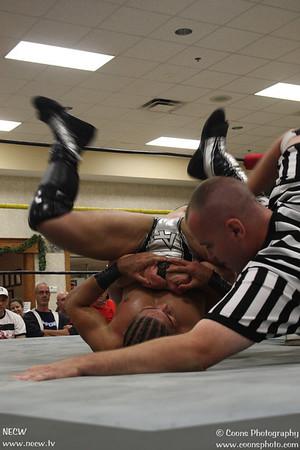 NECW  8/18/12 - Dalton Castle vs Antonio Thomas