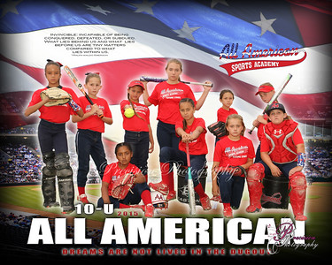 All American Team Photos