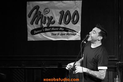 2012-12-04 - Mix100 - Hedley