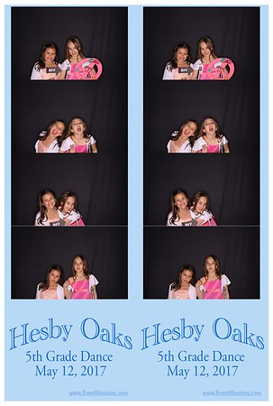 Hesby Oaks 5th Grade Dance