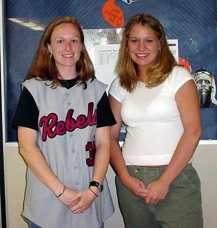 SN Softball Miscellaneous 2002
