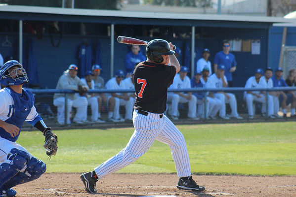 LCC Baseball vs Mission 2014