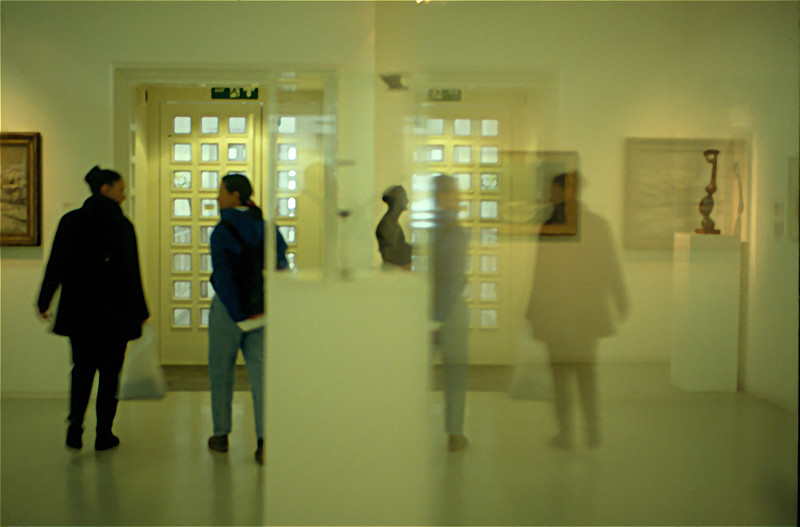 Tate Gallery, St. Ives