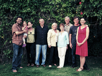 Cuba 2013 Family