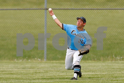 Greencastle vs Cascade Baseball 5-15-18