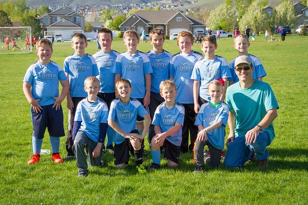 Sea hawks Soccer Team