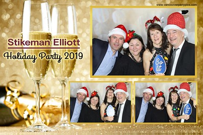 Stikeman Holiday Party