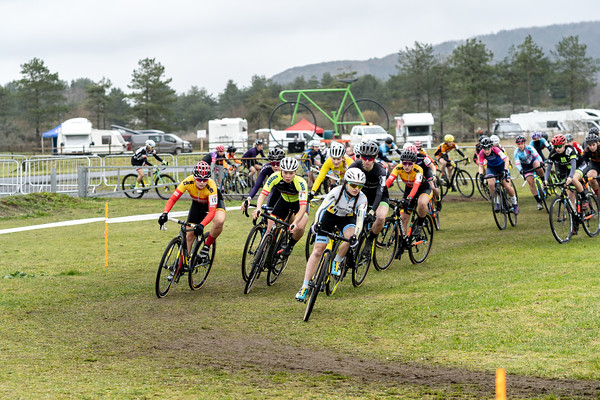 National Trophy Series Pembrey Elite Women