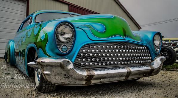 2014 Iron Invasion, Pre-1964 Hot Rod and Custom Car Show