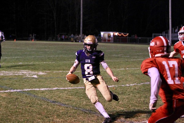 St. Bernard's 28, North Middlesex 12