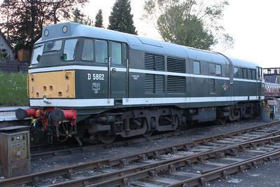 Strathspey Railway Stocklist.