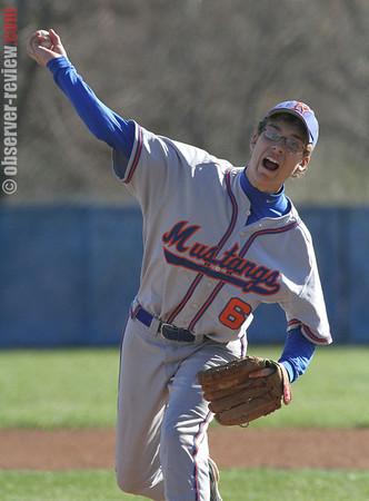 Penn Yan Baseball 4-24-14