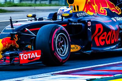 Qualifying, Red Bull Ring, 2016