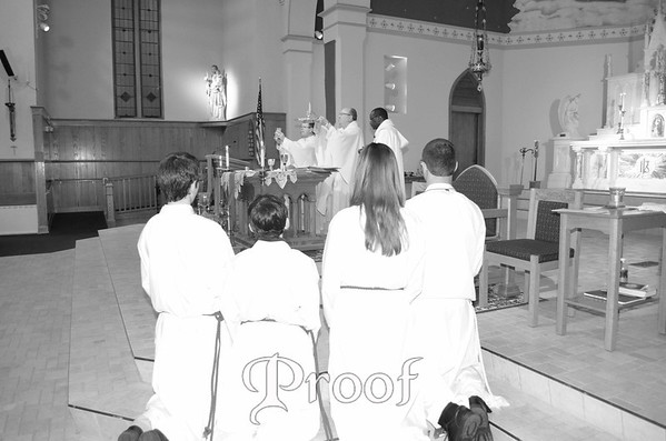St Joe's Communion 2012