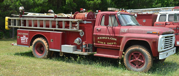 Zebulon Collection (Pike Firefighters Museum)
