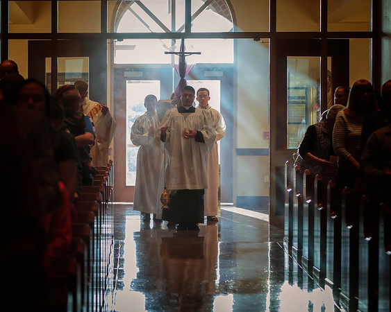 St. Ann's Holy Thursday 2016