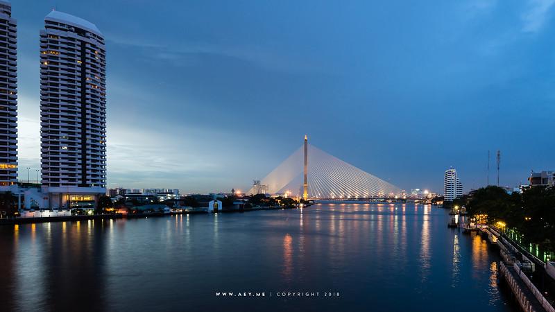 Phra Pinklao Bridge
