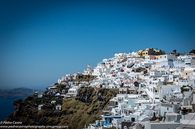 Greece - Santorini and Mykonos