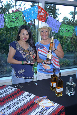 Brewmasters Galveston Nach-Yo Ordinary Tequila Tasting 2018