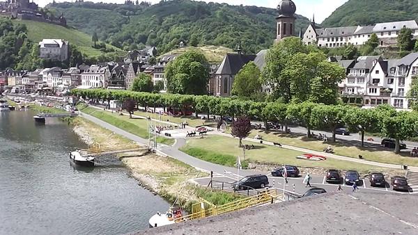Koblenz, Cochem, Cologne Germany