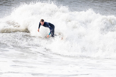 Surfing Long Beach 10-11-19 Riverside and Long Beach Rd