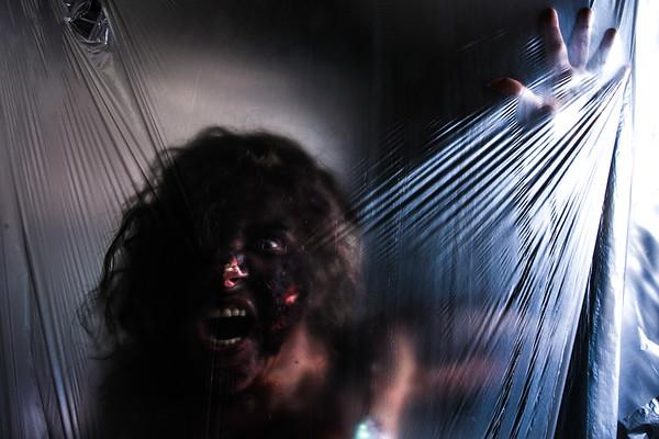 Marjani Zombie Shoot Part Deux