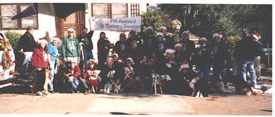 Holiday Parade Group 1