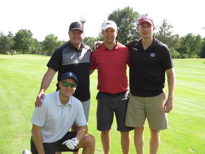 SCSU Men's Hockey Alumni Golf  7/28/2018 | Indian Hills Golf Course Stillwater, MN