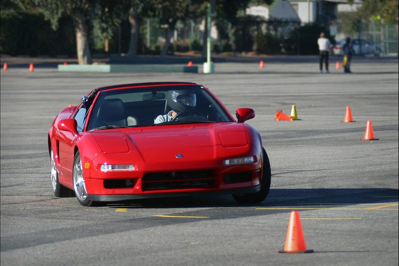 2004 10/30: CalCoastal NSX Autocross V