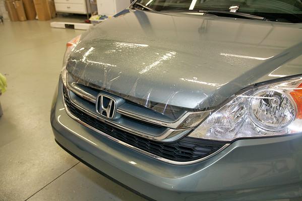 2010 Honda CRV Hood, Fenders and Door Cups