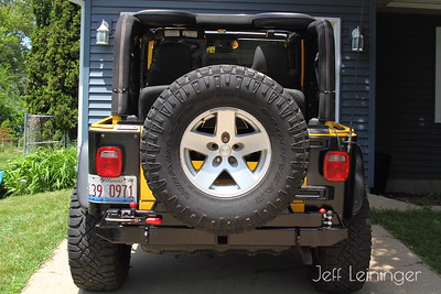 Tire Carrier.