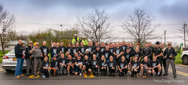Avon Torch Run 2019