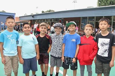 Crestview Students Head Back to School
