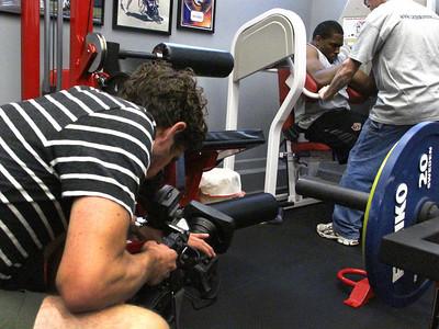 2010-07-16 Vinnie Rey, NFL Films