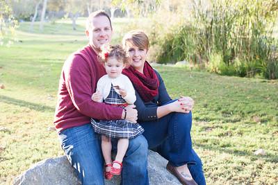 Holton Family 2014