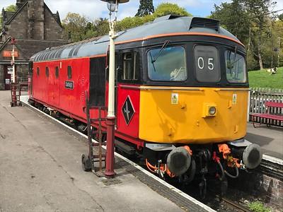 33021 - Churnet Valley Railway, 6th May 2019
